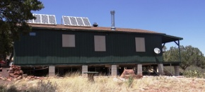 Turnkey Cabin w/ Solar on 38.61 Wooded Acres